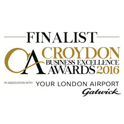 finalist croydon business excellence awards 2016